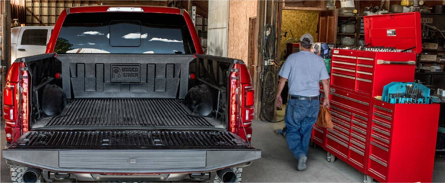 Rugged Liner Manufacturer Distributor Of Quality Truck Bed