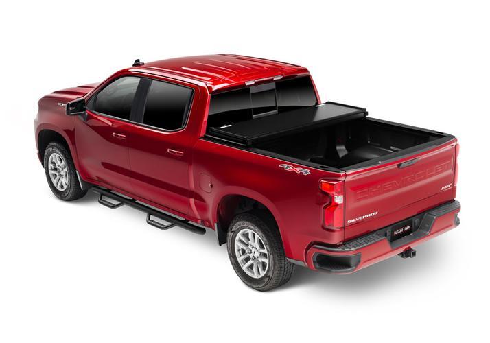 Silverado Bed Cover >> E Series Hard Folding Truck Bed Cover