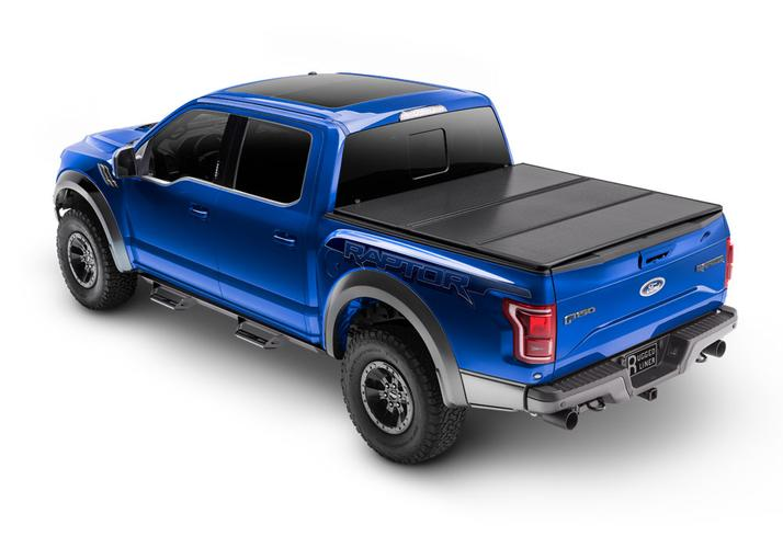 Rugged Cover E Series Hard Folding Truck Bed Cover