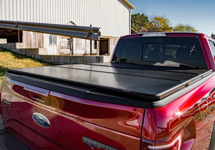 Premium Hard Folding Truck Bed Cover