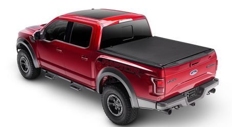 Premium Roll-Up Truck Bed Cover
