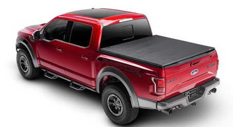 Premium Soft Folding Truck Bed Cover