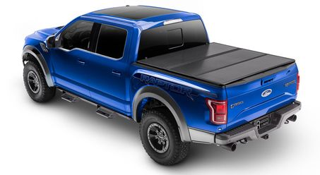E-Series Hard Folding Truck Bed Cover