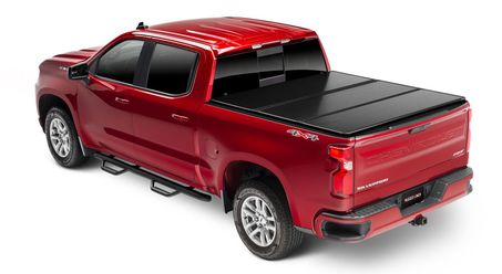 Premium Hard Folding Truck Bed Cover