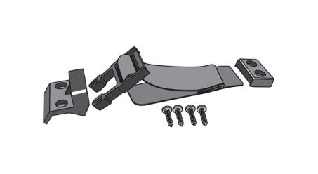 Clip Strap Kit for E-Series Hard Folding Covers