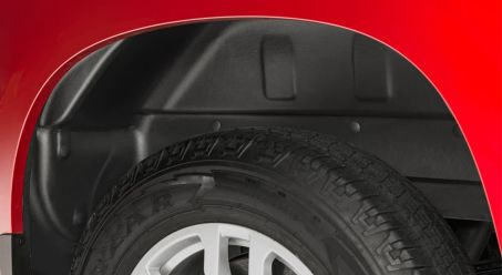 Rugged Liner Rear Wheel Well Liners