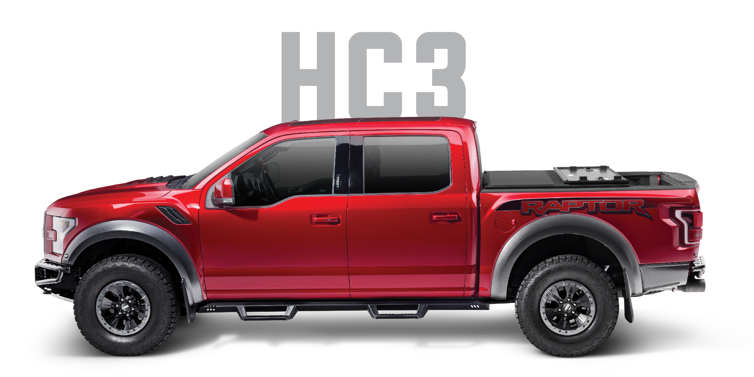 Rugged Cover Hc3 Premium Hard Folding Truck Bed Cover Rugged Liner Rugged